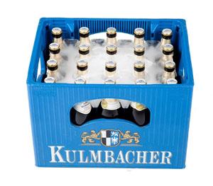 Bier-Gadgets für die Gartenparty: Kisteneisblock