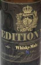 landskron whiskymalz Etikett