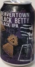 Beavertown Black Betty BIPA Etikett
