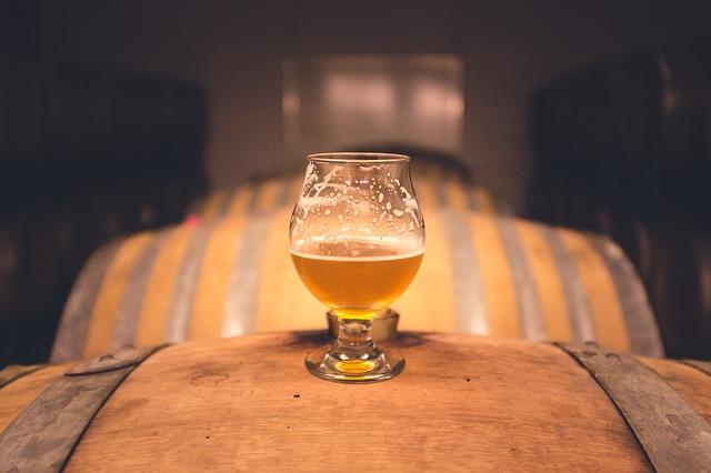 Craft Beer Trend: Reifung im Holzfass