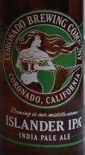 Coronado Islander IPA Etikett