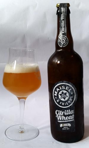 Maisel and Friends Citrilla Wheat IPA