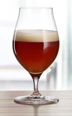 Glas für fassgereifte Biere