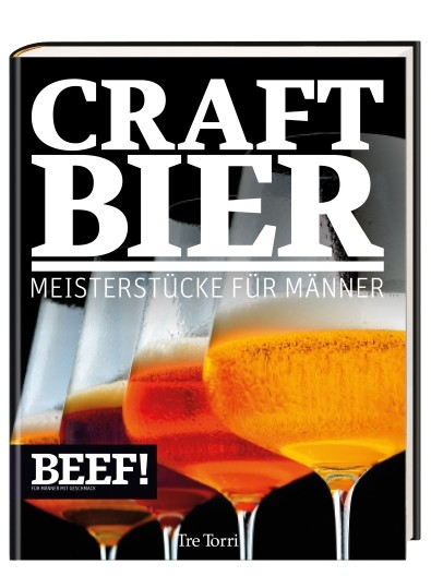 BEEF! CRAFT BIER BUCH