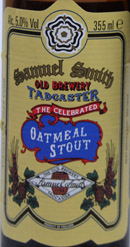 sam smith oatmeal stout