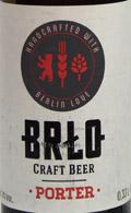BRLO Porter Etikett