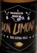 Don Limone Etikett