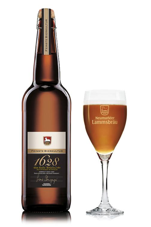 Neumarkter Lammsbräu 1628 Oak Aged