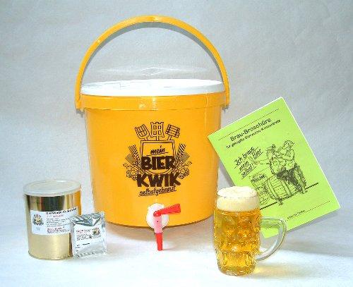 Bier Kwik Brau-Komplettset