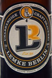 Lemke Bohemian Pilsner Etikett