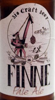 Finne Pale Ale Etikett