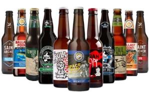 Craft Beer Tasting Paket von bier-deluxe.de