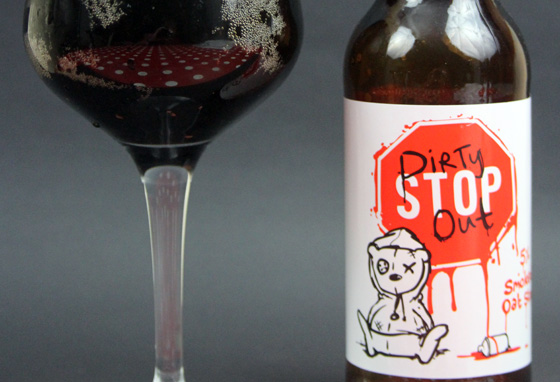 Tiny Rebel Dirty Stop Out - Smoked Oat Stout