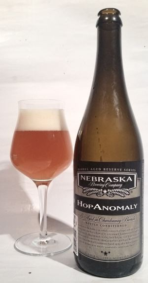 Nebraska Brewing Barrel Aged HopAnomaly