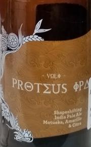 Siren Proteus IPA Etikett