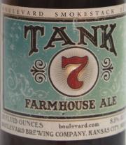 TANK 7 Farmhouse Ale Etikett