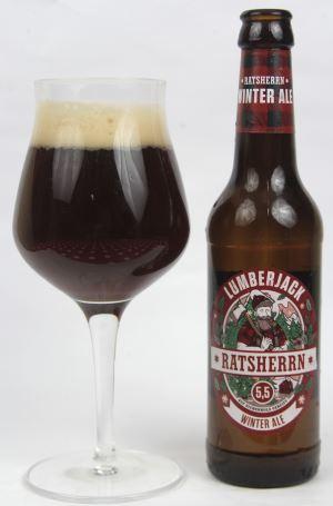 Lumberjack Winter Ale