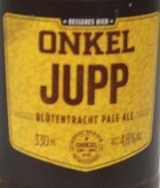 Onkel Jupp Etikett