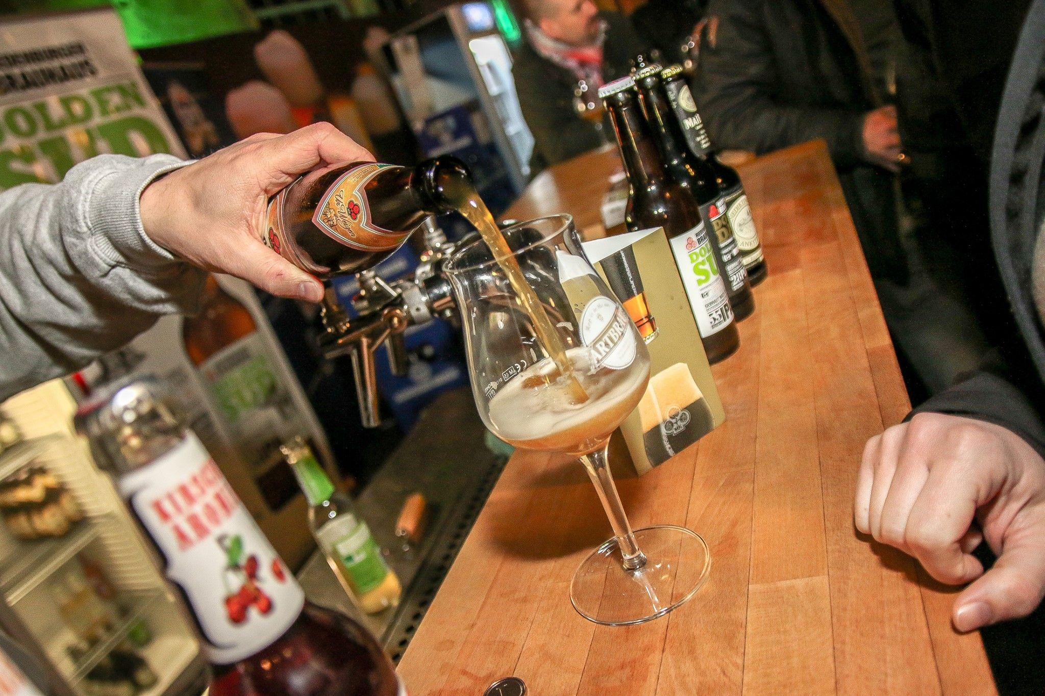 Artbrau: Bierspezialitäten zum Probieren
