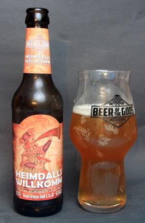 HEIMDALLS WILLKOMM