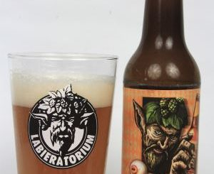 LaBieratorium Orange Pale Ale