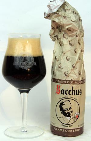 Flämisch Ouid Bruin Bild - Bacchus Oud Bruin