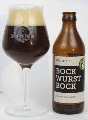 Gruthaus Bockwurst Bock