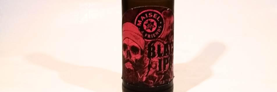 Maisel Black IPA Etikett