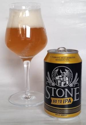 Stone Brewing Go To IPA - Session IPA
