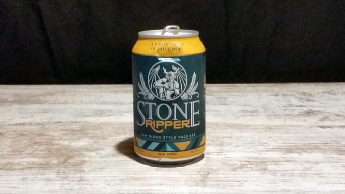 Stone Ripper Etikett