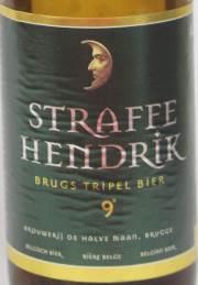 Straffe Hendrik Etikett