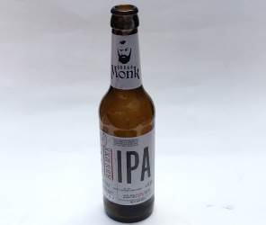 Urban Monk IPA Etikett