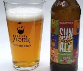 Urban Monk Sunshine Ale Artikel