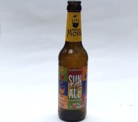 Urban Monk Sunshine Ale Etikett