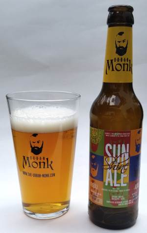 Urban Monk Sunshine Ale
