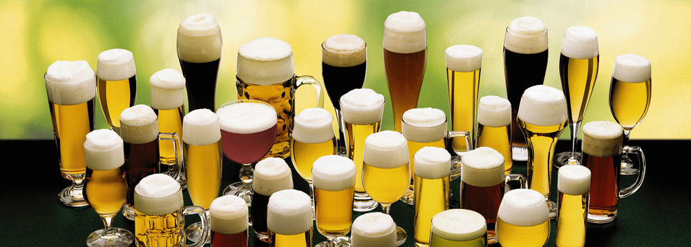 Geschmacks- und Sortenvielfalt deutscher Biere