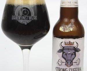 Strong Suffolk Dark Ale