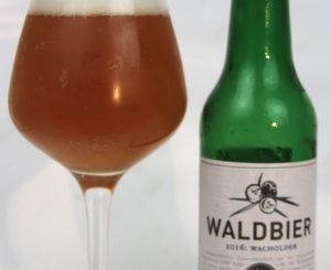 Waldbier Wacholder Bild