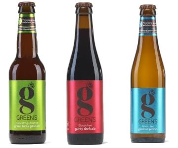 glutenfreies Bier Sortiment
