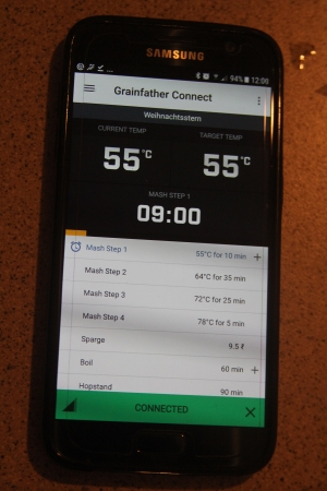 Grainfather App