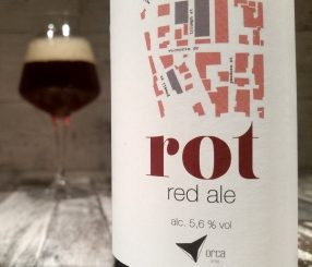 Orca Brau Red Ale