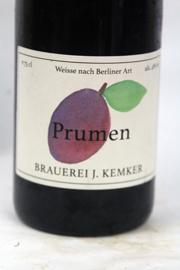 Prumen Berliner Weisse Etikett