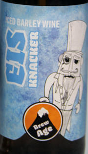 Brew Age Eisknacker Etikett