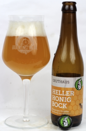 Gruthaus Heller Honig Bock