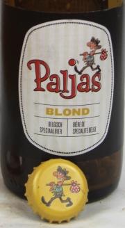 Paljas Blond Etikett