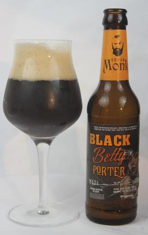 Urban Monk Black Betty Porter