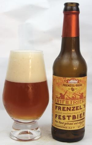 Frenzel Festbier