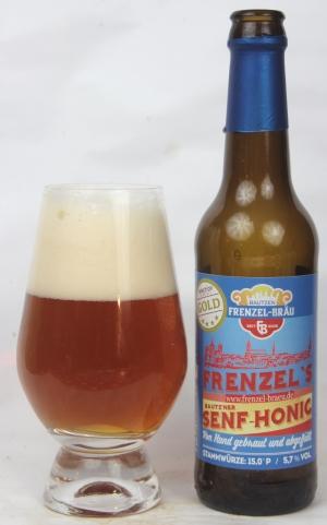 Frenzel`s Senf Honig