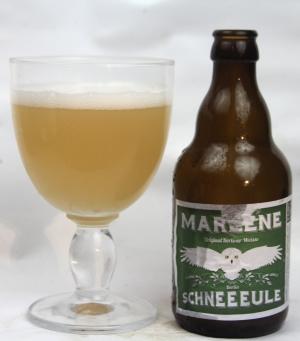 Schneeeule Brauerei Marlene