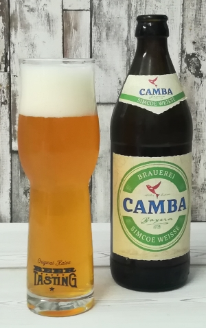Camba Simcoe Weisse